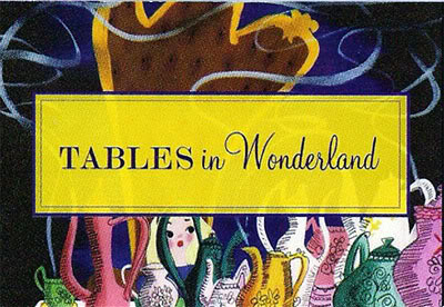 Table in wonderland logo