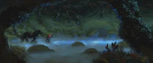 First Look Concept Art for Disney-Pixar's 'Brave' 3