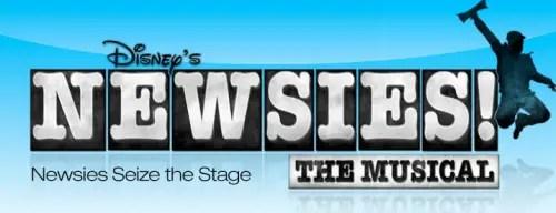 Newsies Seize the Stage 1
