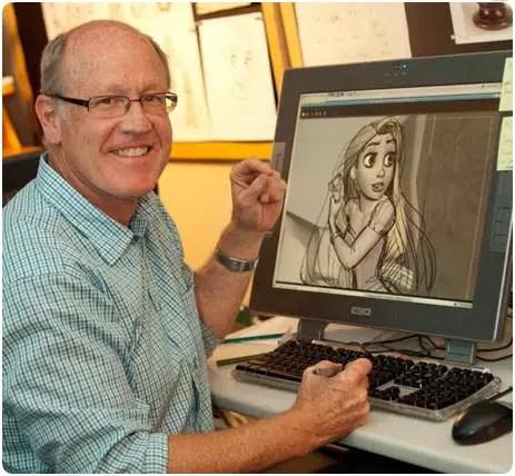'Tangled' Animation Director Glen Keane