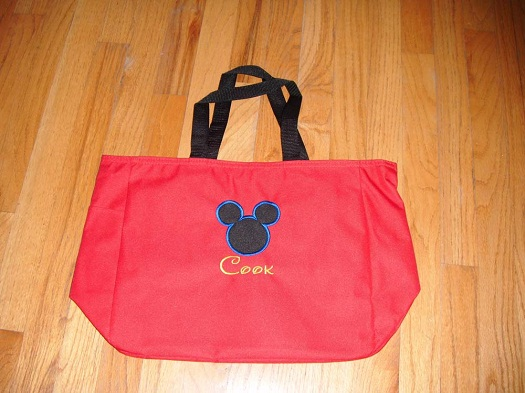 Disney Tote Bag Giveaway!
