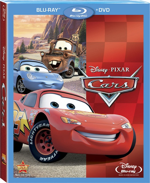 Cars Bluray Combo Pack drives home April 2011 1