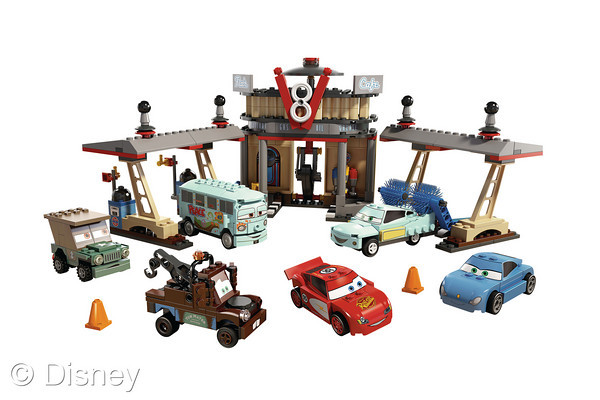 Disney Pixar Cars 2 Inspired Product Races Into Stores