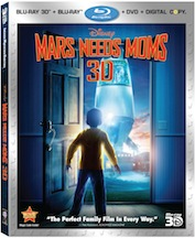 Disney's MARS NEEDS MOMS Coming to Earth on Blu-ray Combo on August 9, 2011 2