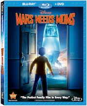 Disney's MARS NEEDS MOMS Coming to Earth on Blu-ray Combo on August 9, 2011 1