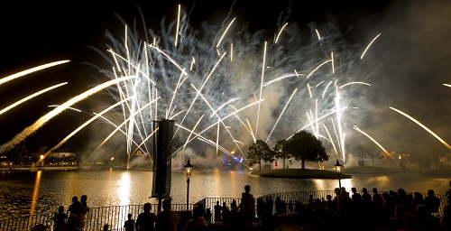 What's your favorite Disney World Night Time show? 1