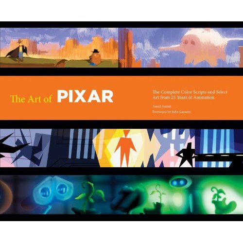 Art of Pixar: 25th Anniversary: Complete Color Scripts and