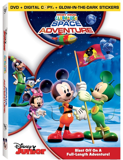 Mickey Mouse Clubhouse Space Adventure 2011 Holiday Gift Guide
