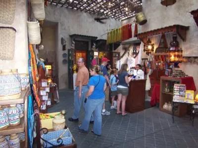 Around The 'Disney' World - Morocco Pavilion 6