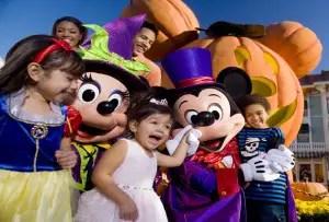 Disneyland Resort Celebrates Halloween Time 2011 Sept. 16 Through Oct. 31 1