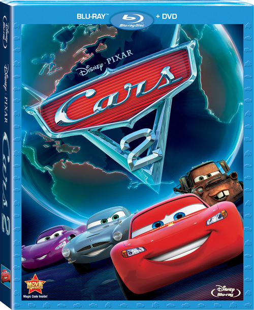 Disney S Cars 2 Bluray Review