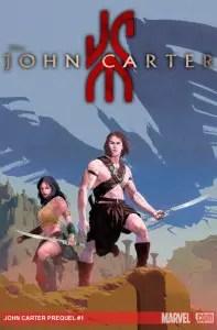 'John Carter: World of Mars' Comic from Marvel Entertainment/Disney Publishing 2