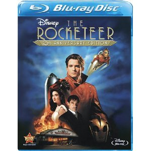 The Rocketeer: Blasting off to Bluray on December 13th 1