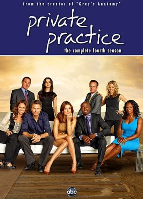 """""""Private Practice: The Complete Fourth Season"""" Review 1"""