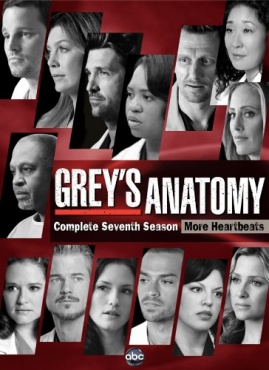 """""""Grey's Anatomy: The Complete Seventh Season"""" Review 1"""