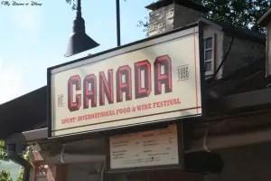 Canada Kiosk