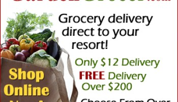 Heading to Orlando Try using Garden Grocer to have Groceries