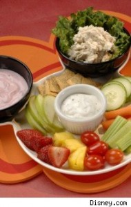 Healthy Eating options for Adults at Disney World