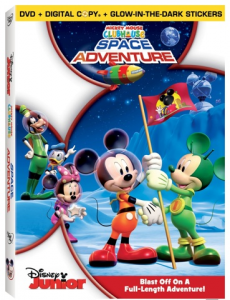 Coming to DVD - Mickey Mouse Clubhouse: Space Adventure 1