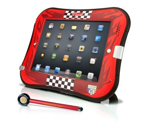 Last Chance: Cars 2 iPad Accessories Giveaway 1