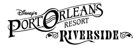 Port Orleans Riverside