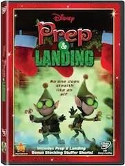 Disney's Prep & Landing Arrives on DVD – November 22, 2011 1