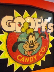 Capturing Disney in Pictures: 11th Day of Christmas at Goofy's Candy Co. 1