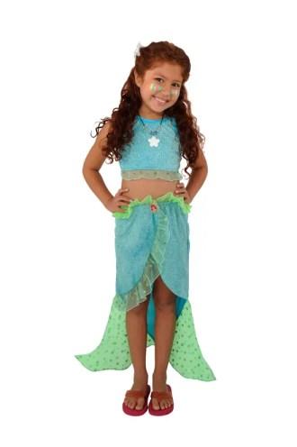 Under the Sea Package from Bibbidi Bobbidi Boutique Aboard the Disney Fantasy