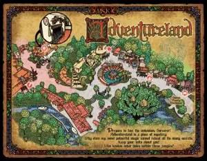 Sneak Peek at Sorcerers of the Magic Kingdom 1