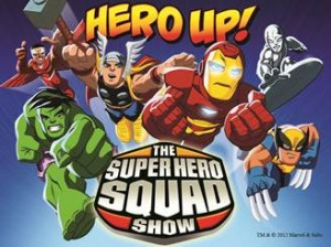 Marvel's 'The Super Hero Squad Show' Joins The Hub Tv Network January 30 1