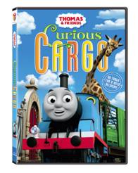Coming to DVD Thomas and Friends: Curious Cargo. 1
