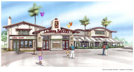 La Brea Bakery Café to Expand in Downtown Disney District