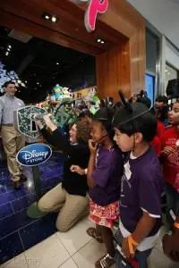 Disney Store Celebrates Grand Opening at New City Creek Center in Salt Lake City, Utah 1