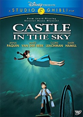 'Castle in the Sky' Finally Comes to Blu-ray May 22, 2012 1