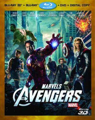 'Marvel's The Avengers' is Coming to Blu-ray and DVD September 25, 2012 1