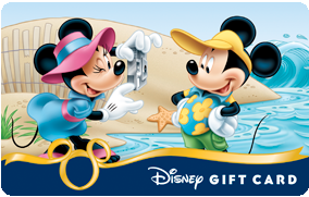 $200 Disney Gift Card Giveaway 1