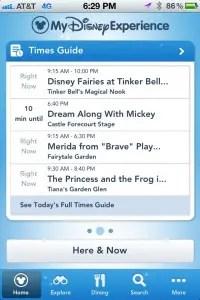 Walt Disney World launches 'My Disney Experience' app offering wait times, dining reservations, future NextGen Fastpass 10