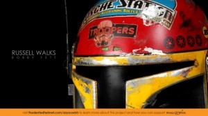 Specialty Designed 'Star Wars' Helmets for a Good Cause 1