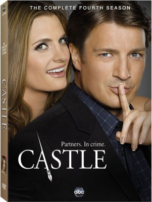 'Castle: The Complete Fourth Season' DVD Review 1