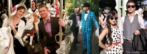 It is That Time Again for Dapper Day at Disney 1