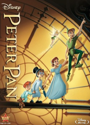 Pre-order Peter Pan Bluray/DVD now, get an $8 Amazon coupon! 1