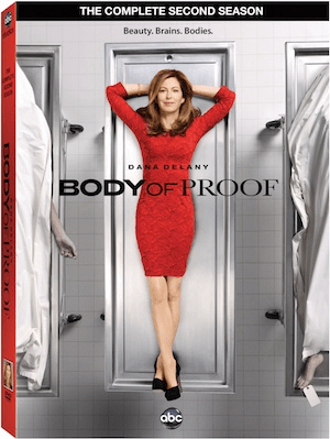 'Body of Proof: The Complete Second Season' DVD Review 1