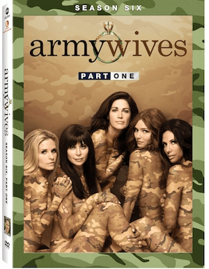 'Army Wives: Season Six Part One' DVD Review 1