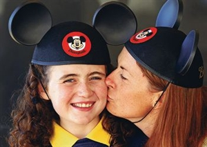 Make-A-Wish Sends Another Deserving Kid to Disney World...All the Way from Australia 1