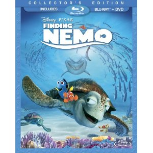 Finding Nemo 3 Disc Collector's Edition