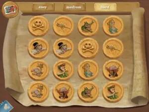 Peter Pan App memory