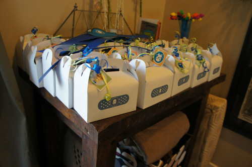 Throwing An Octonauts Birthday Party