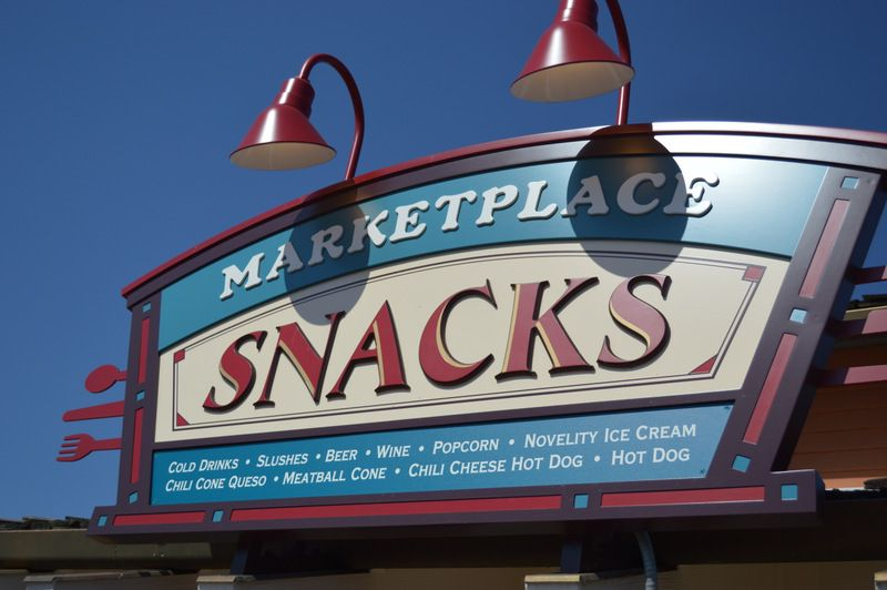 Disney Quick Tips - Should you Pack a Snack?