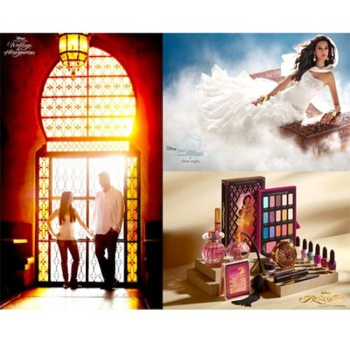 Win A Fairy Tale Wedding And Honeymoon From Disney And Sephora