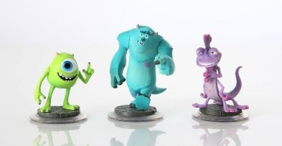 Disney Infinity Monsters U